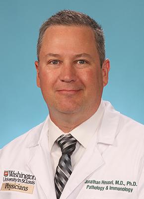 Jonathan W. Heusel, MD, PhD